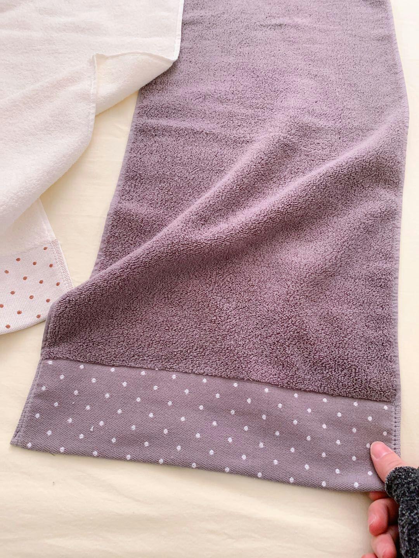 《【2条装】莱朵纯棉毛巾》
