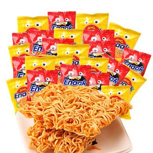 印尼进口gemezenaak小鸡干脆面30g*24袋网红干吃点心面整箱零食