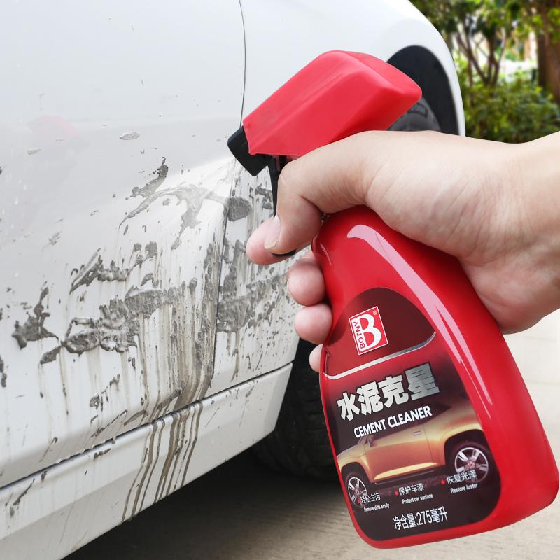【水泥克星】汽车清洗剂温和去污