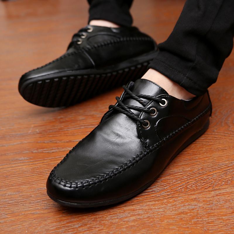 Englon японская и Корейская музыка, корейские приливные Обувь мужская обувь отметил обувь Мужская повседневная обувь Весна прилива туфли Дуг обувь мужчин
