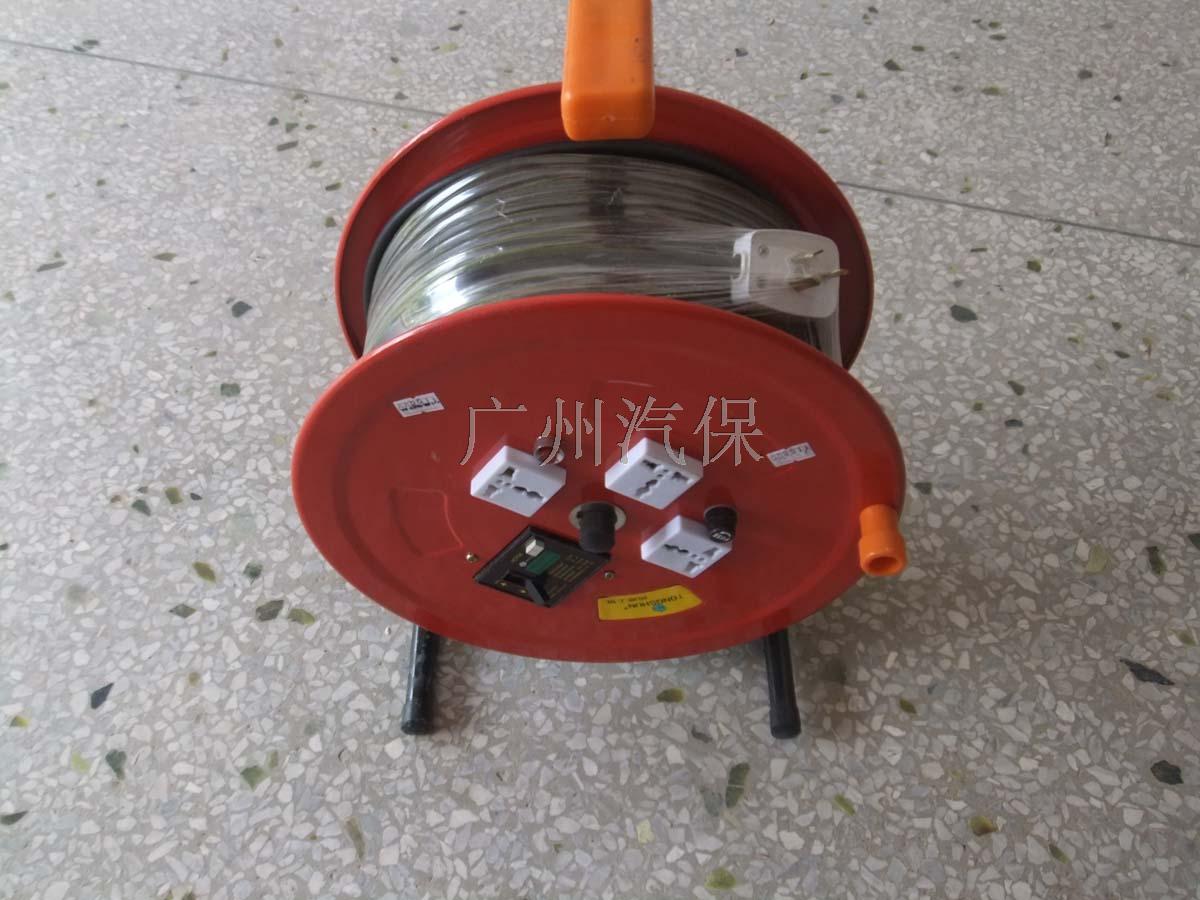 30メートルの自動車修理ケーブルの巻き取り器の銅芯線の蒸気修理キット
