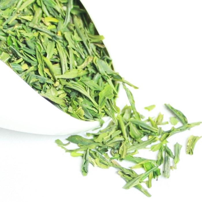 2016 kaihua longding чай зеленый чай чай прежде чем они согласятся премиум самшит Весна чай 500 g чай спец прямой