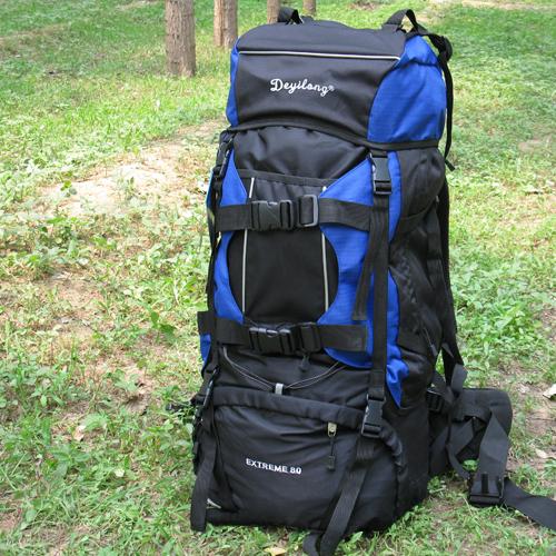 Открытый альпинизма мешок 60L 70 L 80 Л массовая сумка рюкзак рюкзак сумка купить один получить четыре