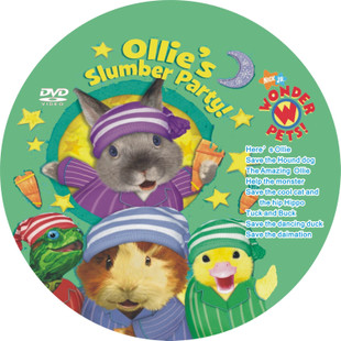 Wonder Pets Cake Decorating Kit