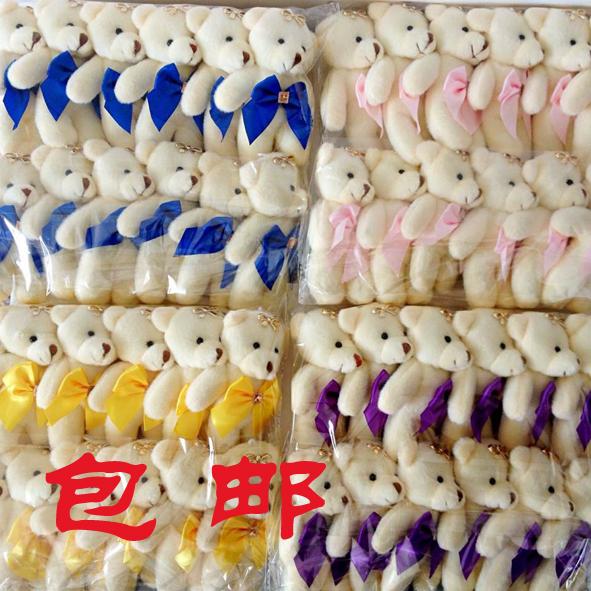 Мультфильм букетом Ct бриллиант медведя куклы куклы оптовая упаковка материалы Объединенного свадебный подарок плюшевый медведь