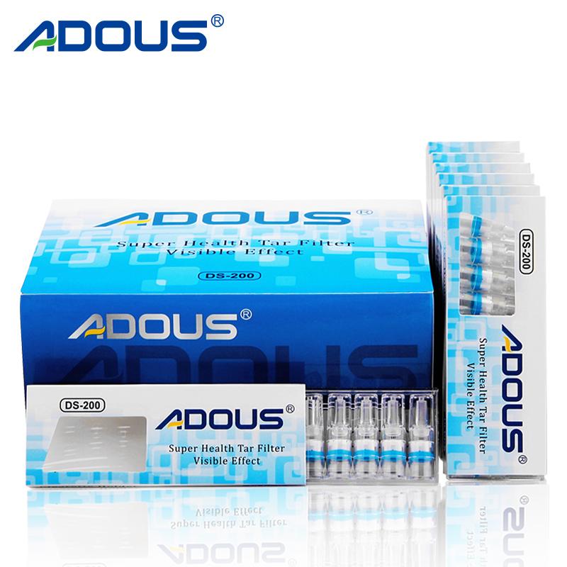 買一送一ADOUS愛鬥仕ds~200 共400支 拋棄型香菸過濾嘴一次性煙嘴