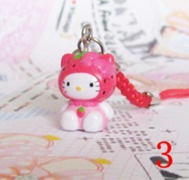In nearby original genuine hello kitty phone pendant ornaments attached bells clearance processing section 17