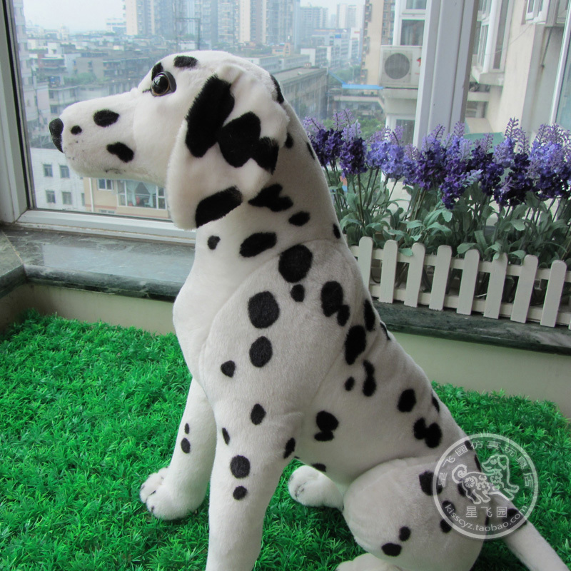 Специальные детские день подарки день рождения подарки далматин плюшевые игрушки собака фигурки Оптовая моделирование далматинец