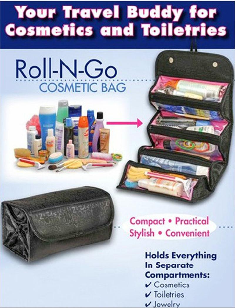 Рулон n-Go, COSWETIC волшебный мешок Косметическая Сумка, сумки, сумка, 285 g 80