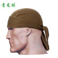 骑行防晒头套头盔内胆海盗帽头巾装备小帽夏季男女跑步帽子自行车