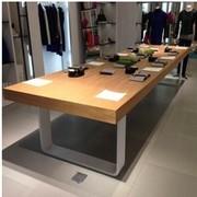 LOFT實木家具原木復古鐵藝辦公桌 餐桌 會議桌 電腦桌 寫字臺