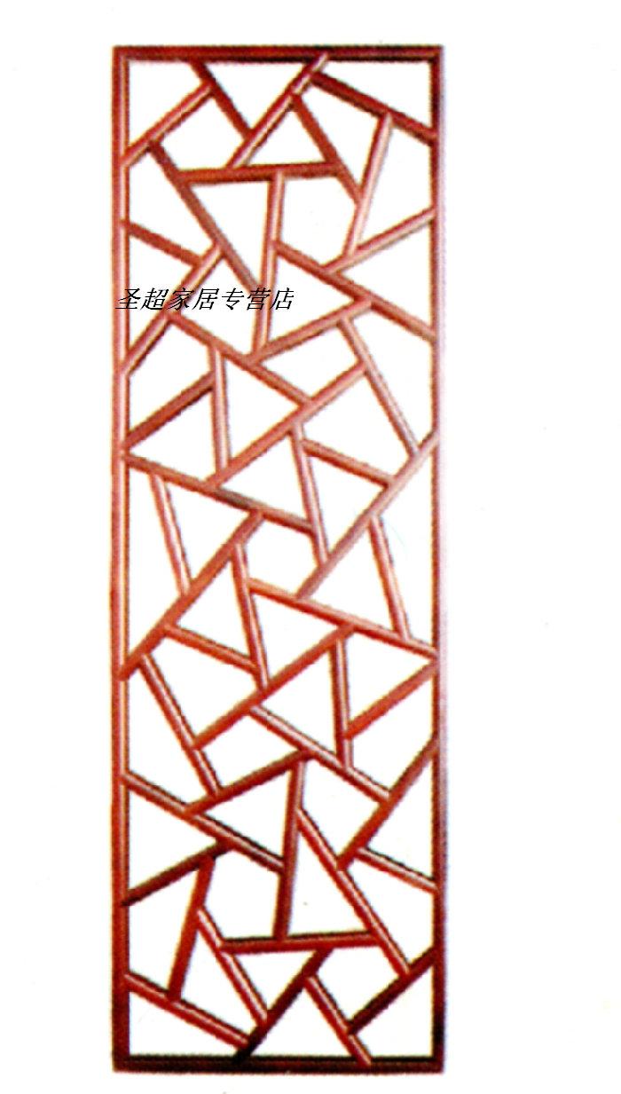 订做 东阳木雕门窗 仿古隔断 玄关 中式装修 电视背景墙 花窗花格