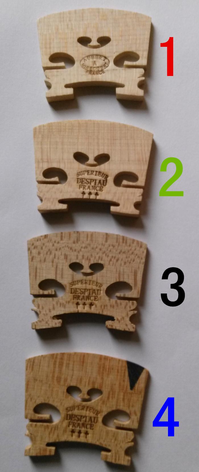 4/4 небольшой скрипка лошадь мост гусли код гусли лошадь цифры полированный хорошо один хэйлунцзян сделано в китае высокое качество 1/434 монтаж