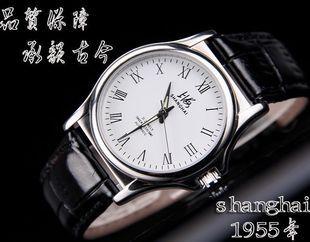 原装正品国产品牌手表全自动机械手表罗马数字男士手表复古腕表图片
