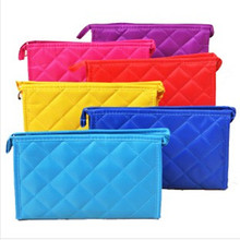 Special offer wholesale hand waterproof small cosmetic bag Fashion shop gift I embroidered shoes, women's wash gargle bag manufacturers