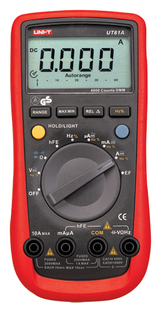 Original authentic Shenzhen excellent lied UT61A 61A universal digital multimeter Specials