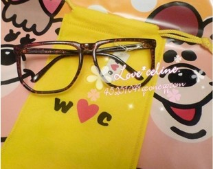 If Japan Takatsuki Chika wc bear large leopard glasses with paragraph 3 colors now