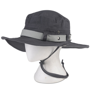 Fall outdoor anti Sai hat child hat Korean men and women mountaineering fishing cap 100 washed cotton