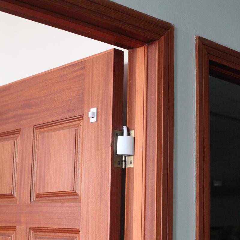Яу человек Шинг ограничитель двери пробки baby ребенка безопасности ворот сопротивления руки утолщенной безопасные двери Кол-во дверей карты 2 шт