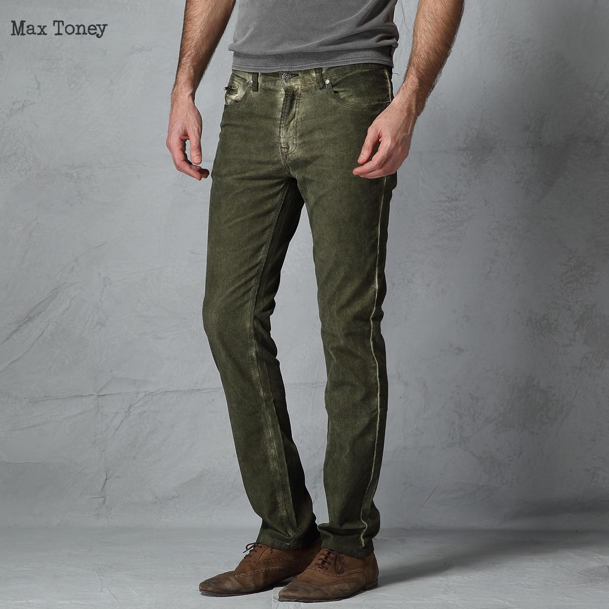 Макс Toney2015 новые продукты Италия мыть одежду, крашеный ВЕЛЬВЕТ Мужские брюки и отдыха 13900
