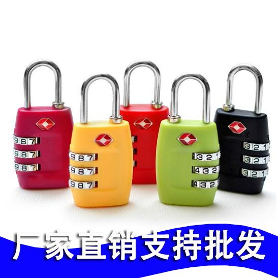 Tsa таможенные замок пароль замок путешествие запереть багаж запереть мешки запереть замок чемодан запереть ключ 335 пароль замок