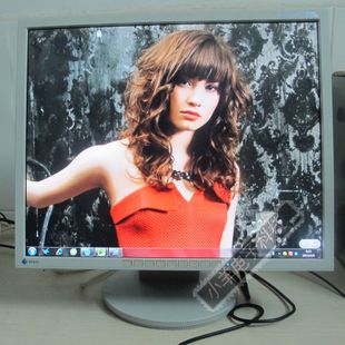 19-дюймовые оригинальные сверху EIZO / Eizo L768 графический дизайн фотографии HD профессиональный ЖК-мониторы