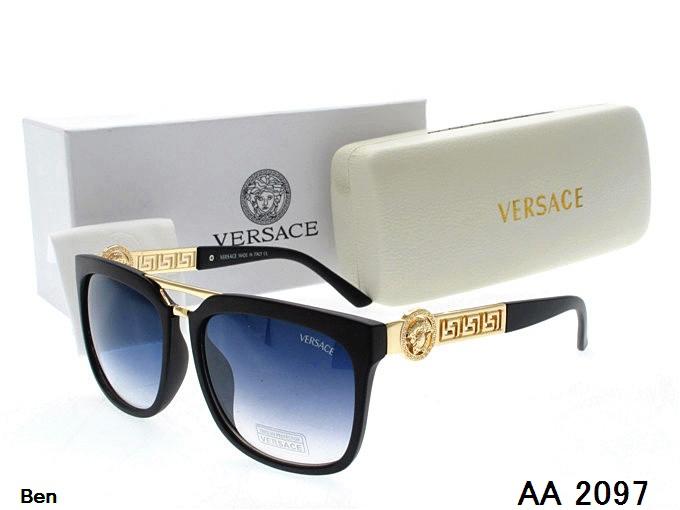 новые люди и дамы модные солнцезащитные очки модные солнцезащитные очки солнцезащитные очки Versace 2097