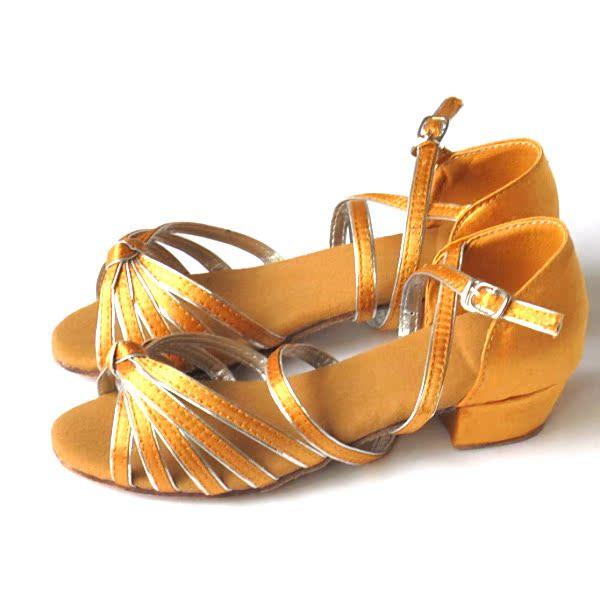 Несовершеннолетние девушки Пномпень, Серебряный узел дети латинских танцев обувь/цвет женщин латинских танцев обувь Оптовая скидка