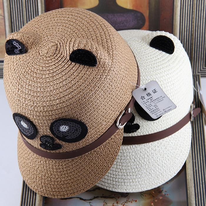 兒童鴨舌草帽男童夏季遮陽帽2-4歲寶寶防曬太陽帽遮陽帽子女小孩