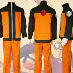 Clothes Naruto Naruto Shippuden Naruto COS clothing clothes cosplay costume accessories Full
