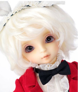 bjd doll sd6 stars rabbit doll yosd white rabbitvolks volks bb soom