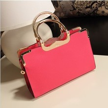 Han edition brand new Fashion laptop inclined shoulder bag The leisure joker temperament lady briefcase
