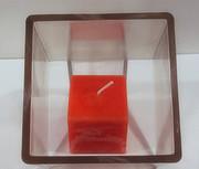 方块蜡烛模具/方形蜡烛模型/正方体模形/长方体蜡烛模具