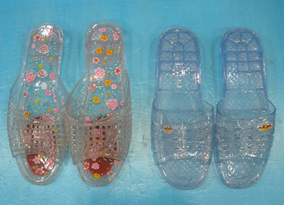 196e34f1f235a ... shikeqi china manufacturers clear slide sandal for women plastic slipper.  Crystal Clear Plastic Slippers No Footprints. Crystal Clear Plastic Slippers  ...