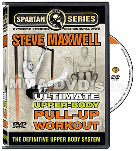 Steve Maxwell Ultimate Upper Body Pull Up Workout мощность