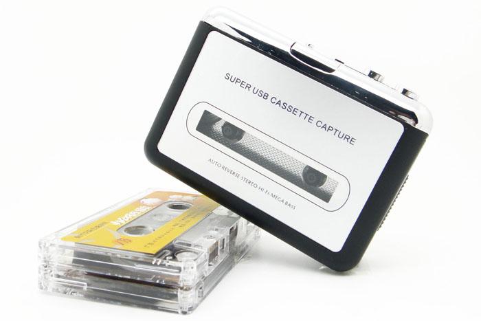 Topusenn преобразователь сигналов USB ленты ленты в MP3 плеер кассетный плеер стерео