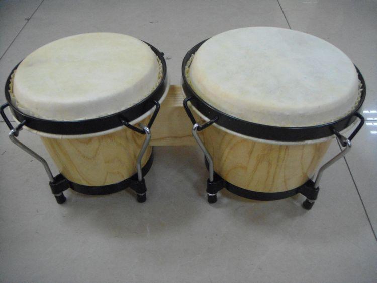 Волновой музыкальный инструмент Bongo Bongo Bongo Bongo Барабанный ударный инструмент Африканский барабан Африканский ручной барабан Популярность