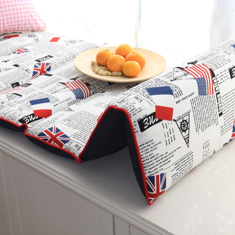 兔先生美式风情高密海棉加厚飘窗垫地铺垫坐垫宠物垫狗垫地垫