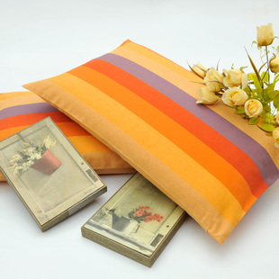 Jubilee Square home of 100 cotton yarn dyed stripes a thick linen pillow pillowcase
