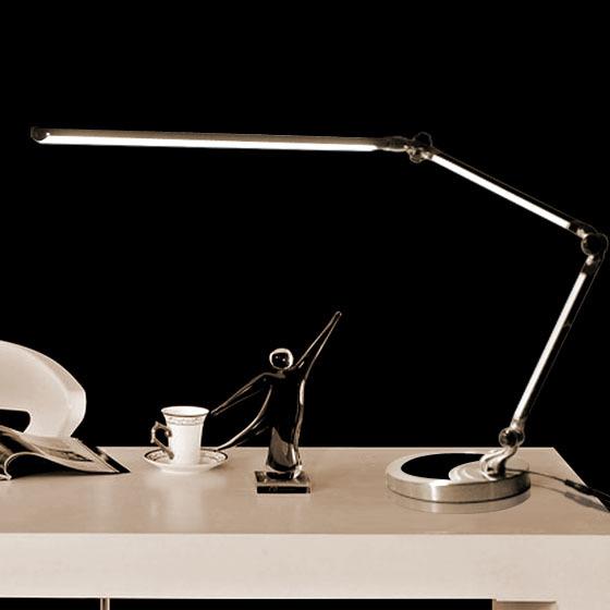 专业级绘图制图金属长臂办公室书房卧室触控调光LED护眼台灯