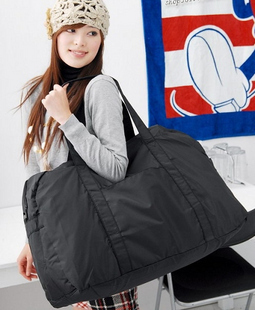 2015 Value waterproof nylon hot super large capacity travel bag shoulder Messenger cross