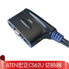 Конвертер Aten CS62US VGA USB KVM