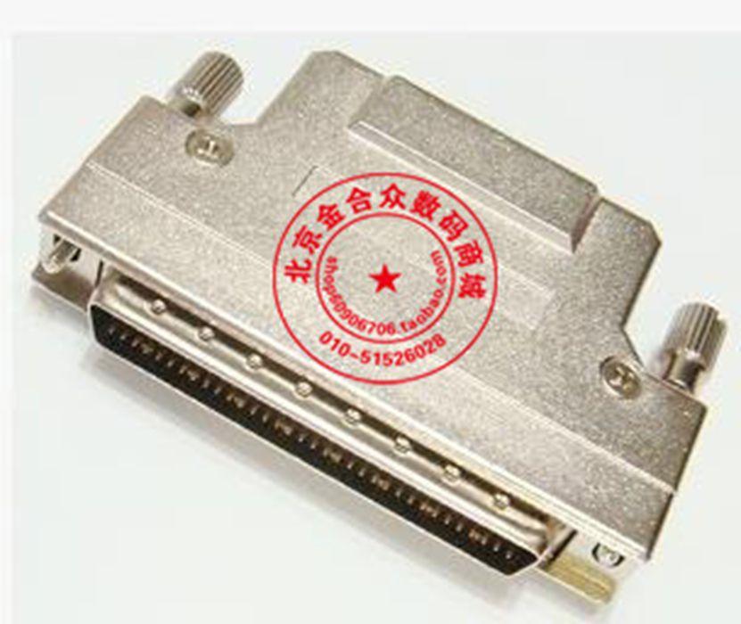 SCSI 68 игла DB68PIN сварной шов линия мужчина DB68 ядро сварной шов линия мужчина 68 игла сварной шов линия очищенный винт