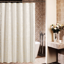 Fashion mall authentic partition bath shade curtain waterproof mouldproof curtain high quality European contracted lovely bath shade