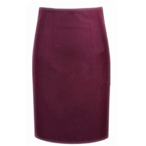 2015 Korean version of the new women s waist was thin woolen skirts Slim hip skirt career suit skirt big yards
