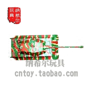 Heng Long remote control tanks German Tiger 1 16 3888 1 Part Number 087 barrel even car surface