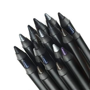 包邮 小蛮推荐! 台湾SOLONE防水眼线胶笔眼线笔 不晕11色选
