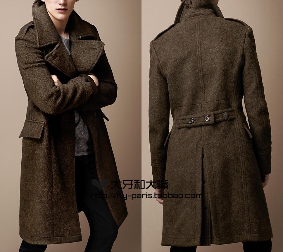 Пальто мужское Burberry 2012 38193741, купить в интернет магазине ... 9d8b6f5c076