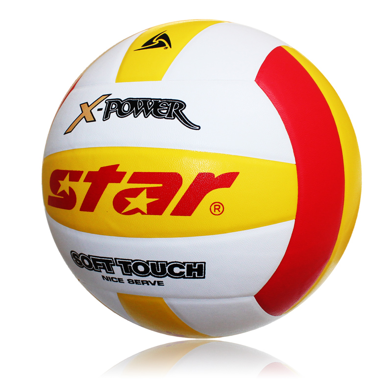 Real star star star professional PVC volleyball school teaching and training volleyball vb555-34