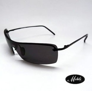 Fashionable and popular sports type whole piece mens and womens sunglasses sunglasses frame